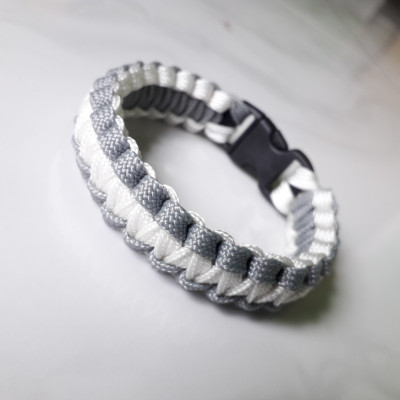 """GELANG COBRA PARACORD WITH BUCKLE 3/8"""""""