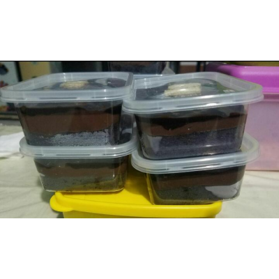 Brownies Choco Mouses