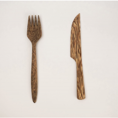 COCO FORK AND KNIFE
